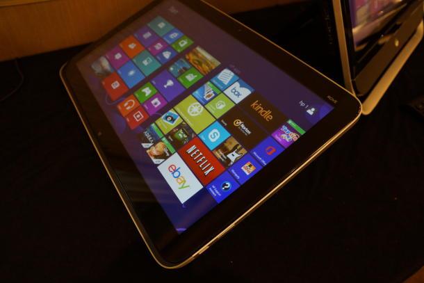 Envy Rove 20 é a aposta da HP no mercado de tabletops (foto: Divulgação)
