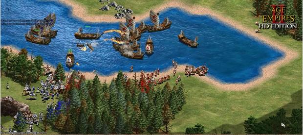 Age Of Empires 2 HD tem jogabilidade melhorada (Foto: Divulgação)
