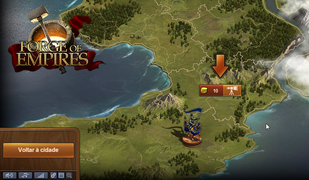Multiplayer Forge Of Empires (Foto: TechTudo)