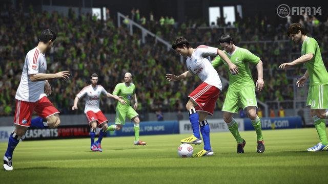 FIFA 14 será lançado em 24 de setembro, confirma a EA (Foto: Divulgação)