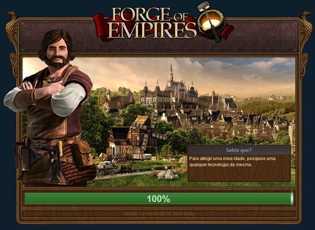 Forge Of Empires tem enredo parecido ao Age Of Empires (Foto: TechTudo)
