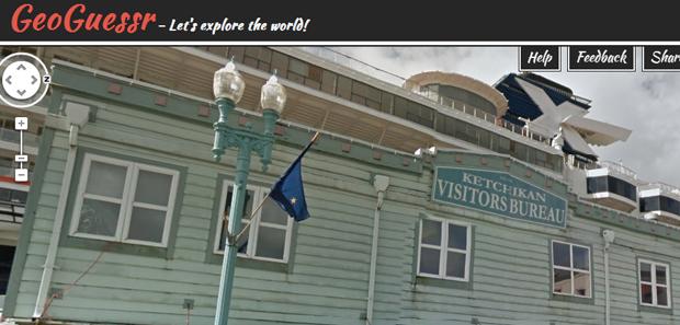Uma dica para se localizar é procurar placas, outdoors e letreiros (Foto: Reprodução)