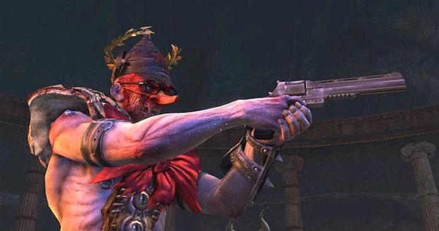 Personagens podem ser customizados de inúmeras formas (Foto: Reprodução/ Gaming Age)
