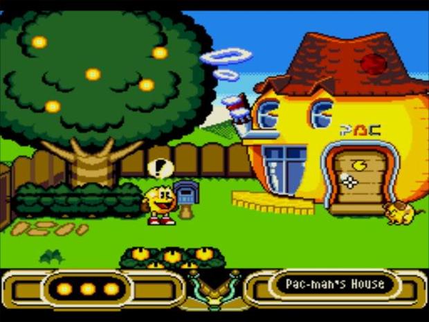 Pac-Man Adventures é muito bem lembrado por fãs até hoje (Foto: Reprodução)