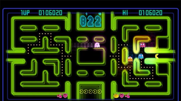 Championship Edition é um Pac-Man recente que fez sucesso entre os fãs (Foto: Divulgação)