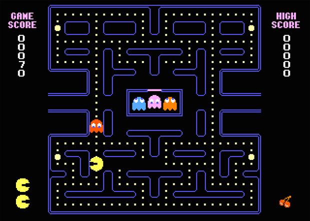 Pac-Man clássico completa 33 anos (Foto: Reprodução)