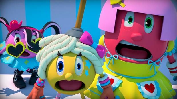 Novo game de Pac-Man é inspirado no desenho animado (Foto: Divulgação)