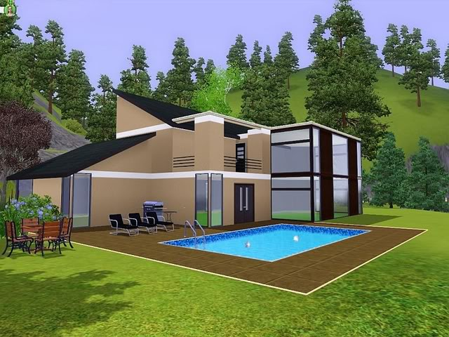 The sims 4 mudan as e inova es que os f s esperam ver no for Casas modernas sims 4 paso a paso