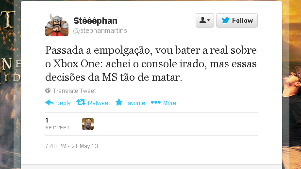 @stephanmartins (Foto: Reprodução)