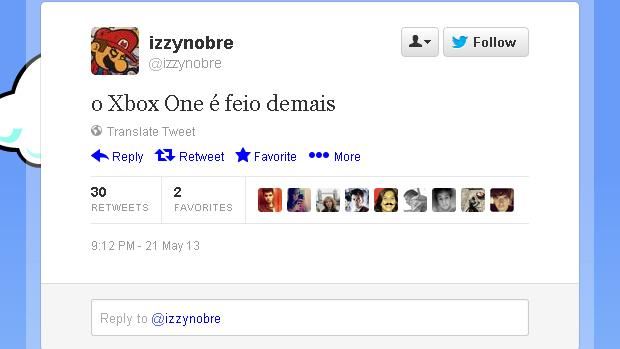 @izzynobre (Foto: Reprodução)