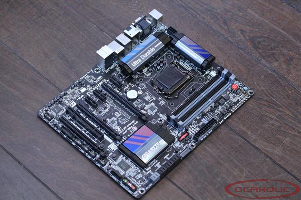 Z87-UD3H é a principal placa entre as três e promete bom custo x benefício para usuários de perfil gamer (Foto: Reprodução)