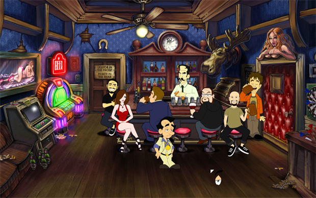 Leisure Suit Larry: Reloaded (Foto: Divulgação)