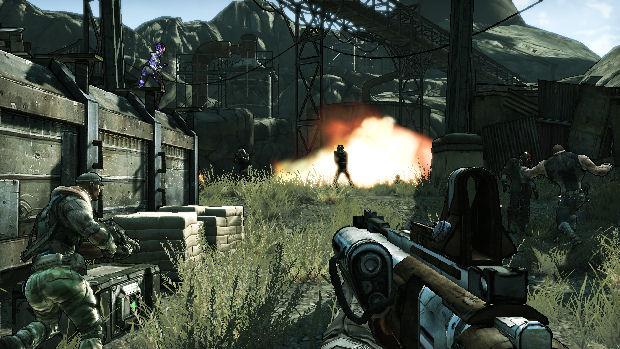 A forma como o game misturou dois gêneros distintos foi marcante (Foto: Reprodução/ImageEvent)