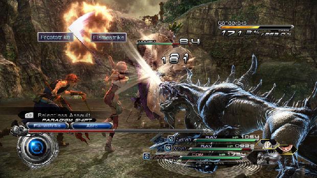 O novo sistema de lutas permite  usar monstros como aliados nas batalhas (Foto: Reprodução/2D-X)