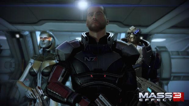 Personalidades bem construídas foram a principal marca de Mass Effect (Foto: Divulgação)