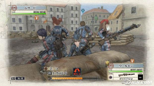 Um dos sistemas de manejamento de tropas mais únicos desta geração (Foto: Reprodução/ IGN)
