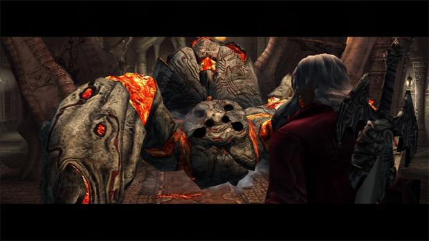 Os demônios que Dante enfrenta ficaram mais detalhados (Foto: vidthru.com)