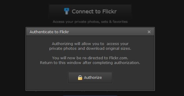 Autorizando o acesso ao Flickr para o Bulkr (Foto: Reprodução/Edivaldo Brito)