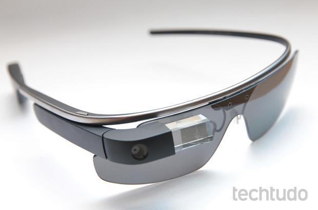 Google Glass (Foto: Fabricio Vitorino / TechTudo)