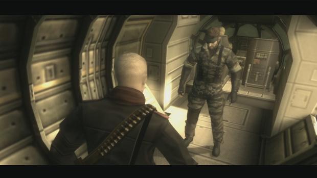 Metal Gear Solid 3 que já era impressionante em sua época consegue ficar ainda melhor em HD (Foto: webguyunlimited.com)