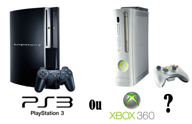 PS3 ou Xbox360? (Foto: TechTudo)