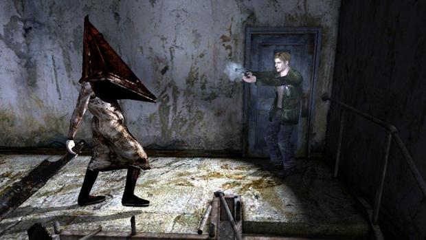 De todas as coletâneas, Silent Hill foi a única série que acabou levando a pior em HD (Foto: neoseeker.com) (Foto: De todas as coletâneas, Silent Hill foi a única série que acabou levando a pior em HD (Foto: neoseeker.com))