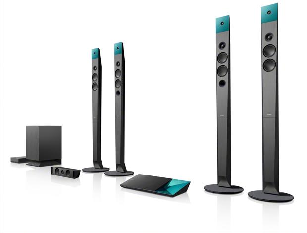 """Novos aparelhos Home Theater da Sony contam com o """"Botão Torcida"""" (Foto: Reprodução/Sony)"""