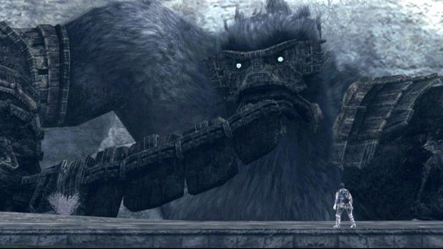 Os colossais monstros de Shadow of the Colossus estão mais assustadores do que nunca (Foto: heavy.com)