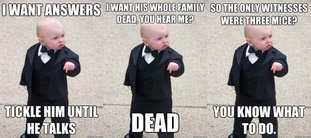 Baby Godfather (Foto: Reprodução)