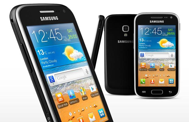 Próximo Galaxy Ace terá tela de 4 polegadas e processador dual-core (Foto: Divulgação)
