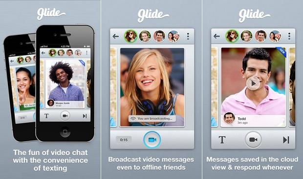 Glide tem funcionamento semelhante ao do Skype (Foto: Divulgação)