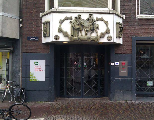 O Dutch Game Garden, a sede da Kirin Media na cidade holandesa de Utrecht (Foto: Divulgação)