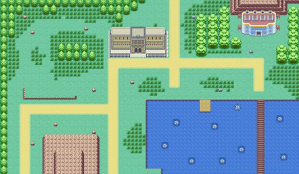 Pokémon Deluge oferece acesso a 27 mapas inicialmente (Foto: Reprodução)