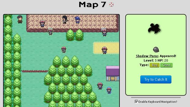 Passo 2 - Entre no mapa 7 (Foto: Reprodução)
