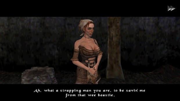 RPG para Android tem muita comédia e situações engraçadas (Foto: Divulgação)