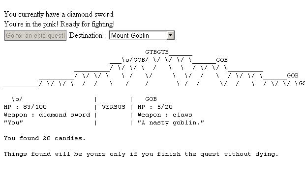 O Monte Goblin oferece um salto de dificuldade que se torna padrão no jogo (Foto: Reprodução)