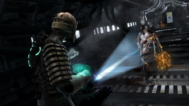 Dead Space foi um sopro de originalidade no mercado atual (Foto: Divulgação)