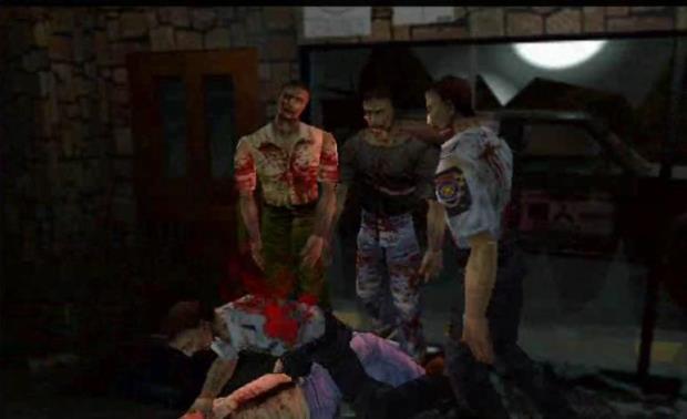 Resident Evil 2, possivelmente o ponto mais alto da série (Foto: Divulgação)