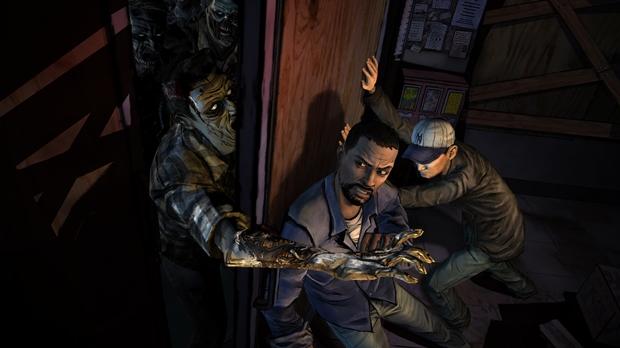 Considerado o melhor jogo de 2012, Walking Dead é bom em qualquer plataforma (Foto: Divulgação)