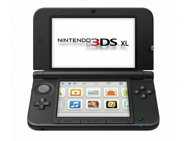 Nintendo 3DS é o líder no mercado portátil (Foto: Divulgação)