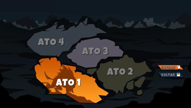 Sacred Citadel tem 20 fases no total, divididas em quatro atos (Foto:Reprodução / Dario Coutinho)