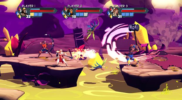 Multiplayer Online é divertido, mas tem que combinar com amigos, pois está difícil encontrar pessoas online (Foto: Divulgação)