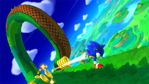 Revelação de Sonic: Lost World para Wii U foi a novidade da semana (Foto: joystiq.com) (Foto: Revelação de Sonic: Lost World para Wii U foi a novidade da semana (Foto: joystiq.com))