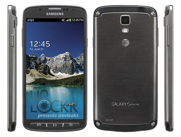 O Galaxy S4 Active surge antes da hora e revela corpo que utiliza materias metálicos (Foto:Reprodução/TheUnlockr) (Foto: O Galaxy S4 Active surge antes da hora e revela corpo que utiliza materias metálicos (Foto:Reprodução/TheUnlockr))