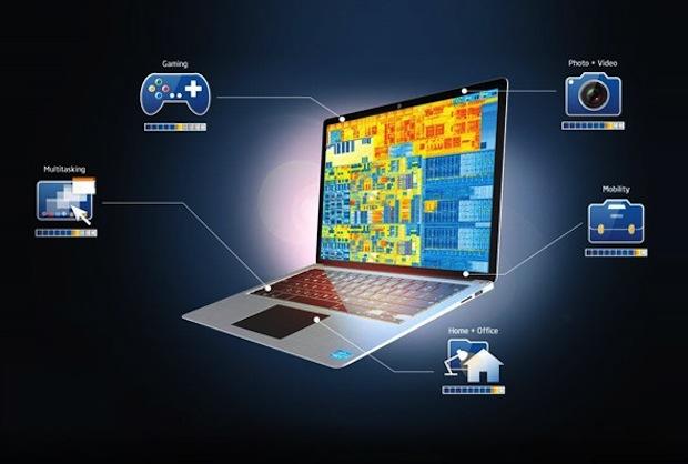 Processadores Intel Haswell (Foto: Divulgação)