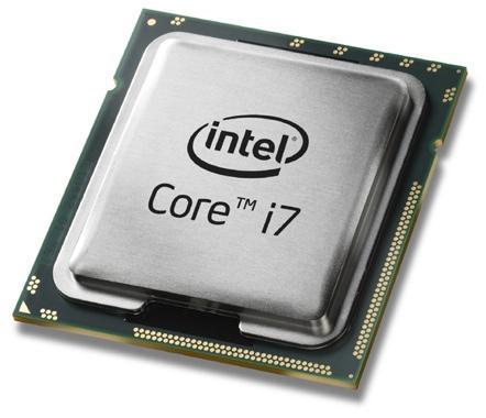 Processador Intel Core i7 suporta a arquitetura de 64 bits (Foto: Divulgação)
