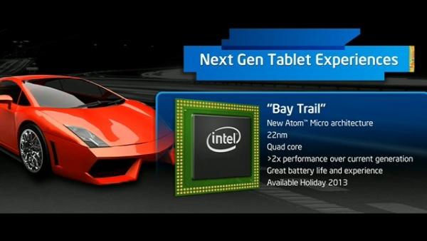 Novos processadores Intel Atom Bay Trail: suportam até 8 núcleos e rodam vídeos 4K (Foto:Reprodução/Hardware.info)