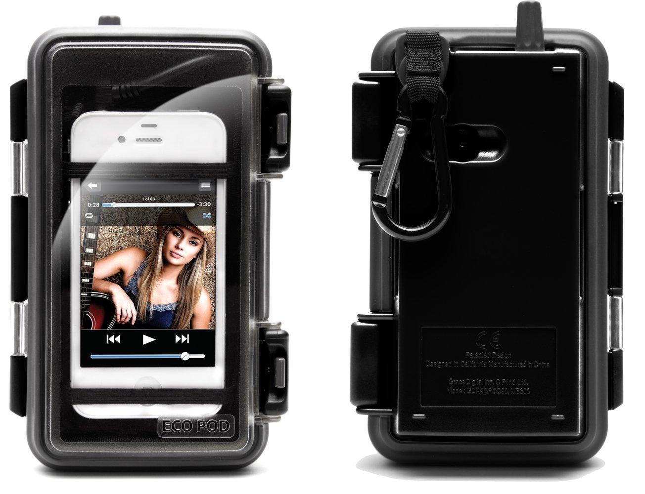 Grace Digital EcoPod suporta a maioria dos smartphones (Foto: Divulgação)