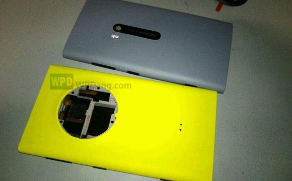 O novo smartphone Pureview da Nokia tem foto e especificações reveladas (Foto: Reprodução/WPdang)