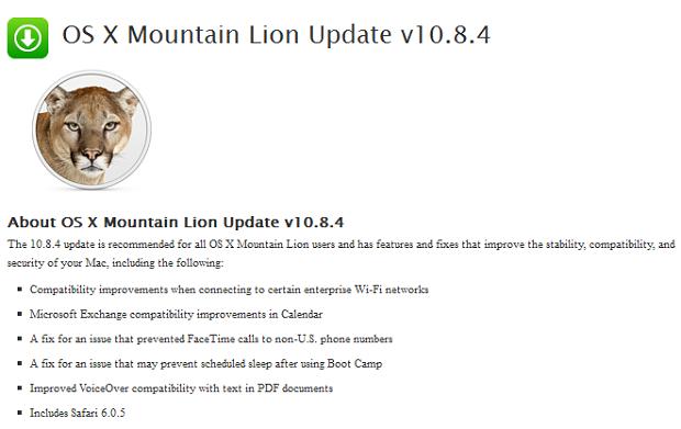Nova atualização do OS traz melhorias e correções de bugs (Foto: Divulgação)